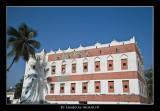An old traditional building in Salalah - Dahareez