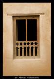A window in Rustaq fort
