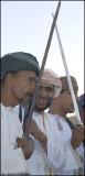 Omani Folklore Dance / Sword man
