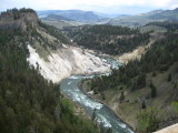 August 4, 2009 - Yellowstone Day 2