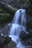 Ephemeral Falls, Powers/Agness Rd. Curry Co, OR