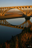 Patterson Bridge Reflections