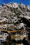 Treasure Lake and Fishermen, Eastern Sierra Nevadas