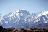 Eastern Sierra Nevadas