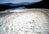 Above Mendenhall Glacier