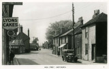 High St Eastchurch 1961