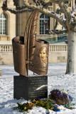 Nicolas Gogol Statue