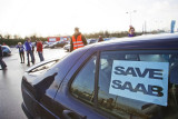 Saab Support Convoy 2010 - The Netherlands