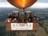 Balloon Flight - Over the Yarra Valley - Victoria