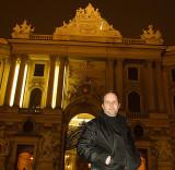 Imperial Palace  Vienna Austria