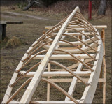 Building a kajak