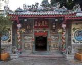 Thai-Chinese Temple Leng Buai Ia Shrine
