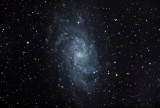M33  with Paracorr