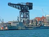 Garden Island Naval Dockyard