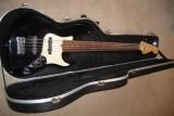 USA Fender 50th Annivesary Jazz Deluxe V Fretless