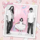 Isabela e filhos