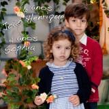 João Henrique e Sophia Schneider