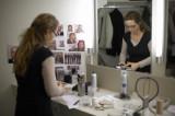 Diana Fischer (Maske) - Stellprobe Freitag