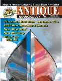 SPRING 2011 Newsletter - Niagara Frontier Antique & Classic Boats