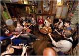 Genuine traditional music at Mc Grory's