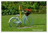Une bonne façon de recycler un vélo