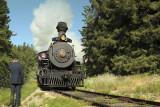 Skunk Train Ft. Bragg, CA