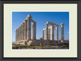 26499E - Temple of Poseidon (unframed)