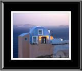 28533 - Unique Home in Santorini, Greece (unframed)