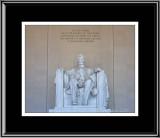 50722E - Lincolm Memorial (unframed)