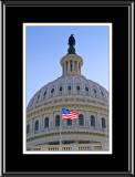 10_29062E - U.S. Capitol Dome  (unframed)