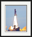 100435c1  - Final Flight of Endeavour sts-134  (unframed)