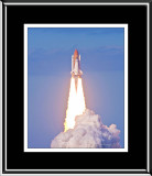 40_9477E3 - Space Shuttle Atlantis sts-129  (unframed)
