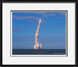77122E  - Space Shuttle Atlantis sts-129   (unframed)