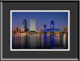 18733 - Jacksonville Skyline (unframed)