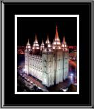 10_8692 -  Salt Lake City Temple  (unframed)
