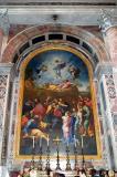 40337 - Art inside St. Peters Basilica