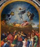 40337cR - the Transfiguration, by Raphael