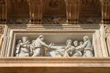 40297c - Art outside St Peters Basilica