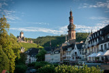 Cochem's beautiful waterfront