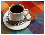 Turkish coffee to wake you up!