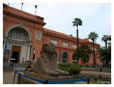 Egyptian Museum, the collection of evidence of the ancient civilization once rule the Nile