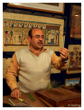 The making of papyrus, the way the Egyptian civilization keep the knowledge