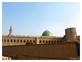 The Green dome