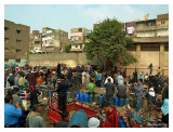 The reason for the jam - shortage of cooking gas