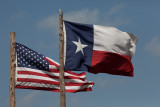 New York and Texas