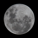 Supermoon - perigee-syzygy