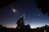 Moon-Jupiter-Venus