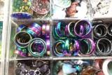 Titanium Mineral rings