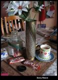 Jan 18 Gun shell vase