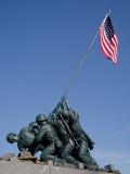 The flag raisers.